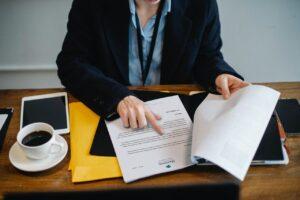 Todo sobre la firma de contrato
