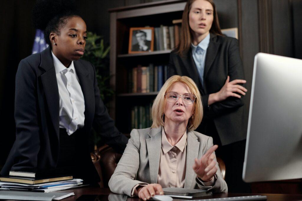 Trabajar en el poder judicial